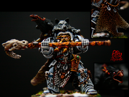 40K - Njal Stormcaller by TaoPhotography