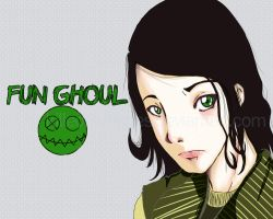 Fun Ghoul by killedmyhopes
