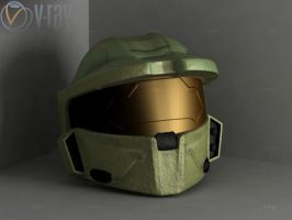 Master Chief by mike1955e