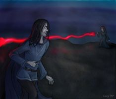 Sirius' last words by Loony-Lucy