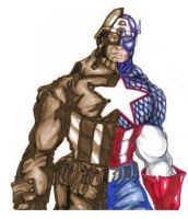 Captain America: Generations by FrischDVH