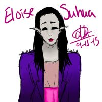 Eloise Suhua by pookalook