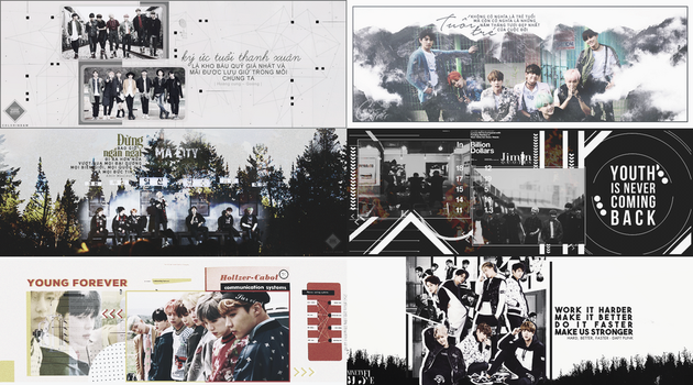 [130616][QUOTE COVER] 3 YEARS WITH BTS by TT27