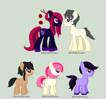 Breeding Results for Rin-Chan16Adoptables by HopeForTheFuture13