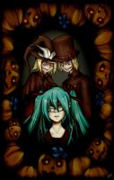 Trick and Treat by Lina17Inverse