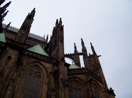 St. Vitus Cathedral - 3 by Ammoniite