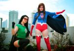 X-ray and Vav by TeamSatisfaction