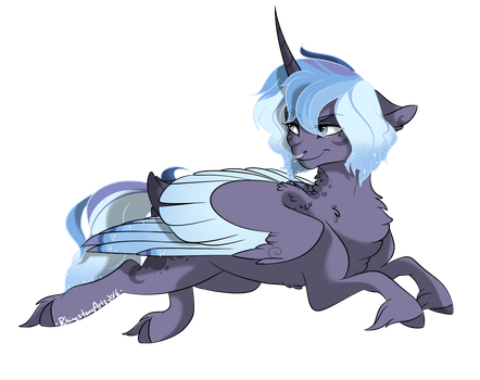 Commission for Pugoii (Pagedoll) by RhinestoneArts