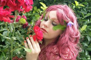 Poison Ivy Cosplay by Michiyo-Kagome