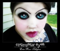 Optimistic Eyes by spookyspinster