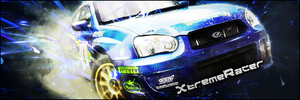 Rally Car Signature by Aldaeld