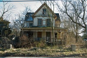 Haunted House 1 by FairieGoodMother