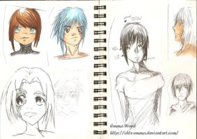 Sketchbook (18) by Idle-Emma
