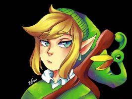 Link the musician by KornTots