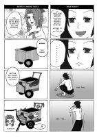 final Fantasy VII 4 koma P6 by knil-maloon