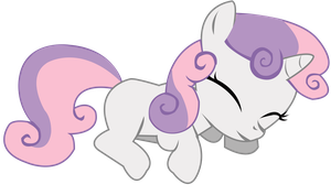 Buenas noches Sweetie belle by BIGCCV