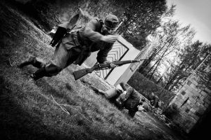 On the trail of Hubal WWII by mastadeath