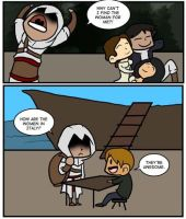 Why Ezio is Italian by Kaxen6