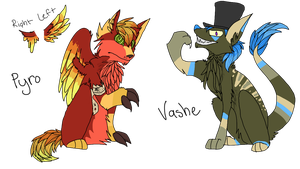 Free Adopts :PLEASE READ DESC: by Swift-The-Kitty