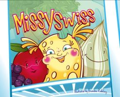 Missy Swiss book cover by BReibeling