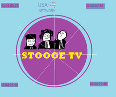 USA Network Stooge TV (Updated title) by BuddyBoy600