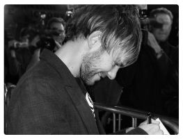 Dominic Monaghan by Hanniez