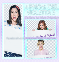PNG DE VIOLETTA by PaolaMoguea16