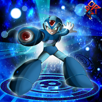 The Blue Bomber by Phantomcat93