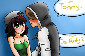 Ardy und Tommy by LifeIsGoingOn