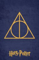Harry Potter - Minimalist Poster 02 by miserym