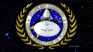 The ENTERPRISE of Starfleet Command by Dave-Daring
