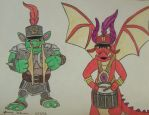 Spyro Marching Band 2 by smartguy123