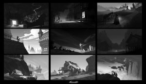 Eytan zana class week 1 and 2 best of thumbnails by wavenwater