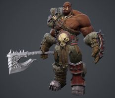 Grom and Gorehowl update by 31883milesperhour