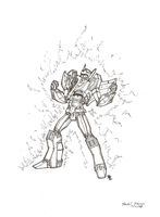 Lutrex Power Up by Laserbot
