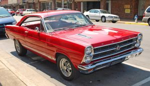 66 Ford Fairlane by E-Davila-Photography