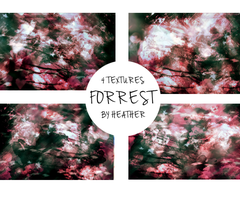 Forrest texture pack by Heather by Heatherowwa
