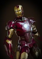 iron man fan art 2 by xRompKidx