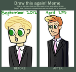Draw This Again Meme ft. Terry by OzAngel