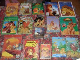 My Lion King collection 2 by PhoenixMystery