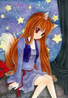 Spice and wolf: Horo by chronosIV