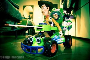 Woody and Buzz to the rescue by Lu1-g