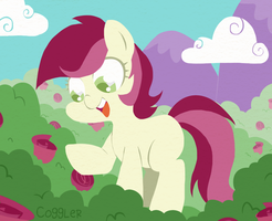 Roseluck's Discovery by Coggler