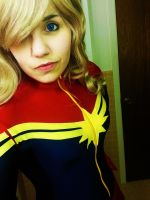 Ever known me to be subtle, Spider-Woman? by HighballCosplay