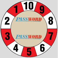 PASSWORD WHEEL POINTS by JohnnyB1974