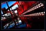 zollverein coking plant by pandemic-artwork
