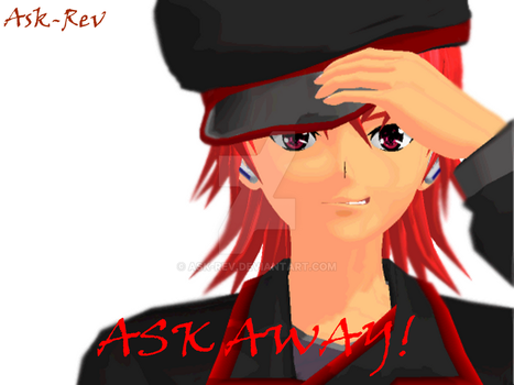 Ask away by Ask-Rev