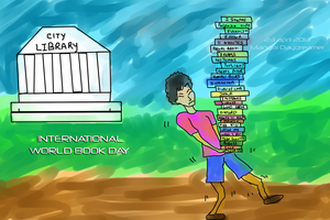 world book day by sumangal16