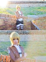 Armin Arlert - Attack on Titan by HauntedKing