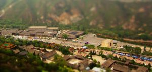 Somewhere in China by ivantot